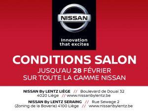 Nissan By Lentz (newsletter) commerce liégeois